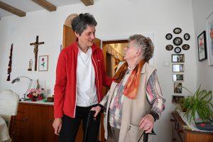 Bruderhaus: Ambulante Pflege am 11.10.2016 in Ravensburg